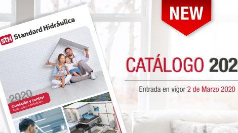 catálogo STH 2020