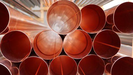 Tubo de cobre en instalaciones de aire acondicionado y calefacción
