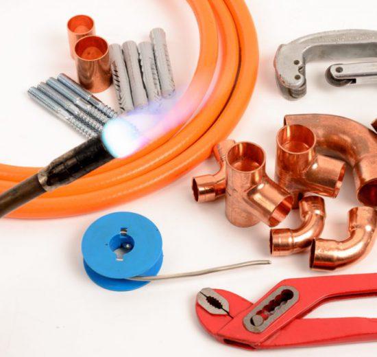 4 consejos para soldar una tubería de cobre